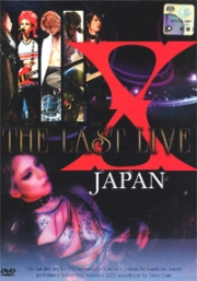 X JAPAN The Last Live (All Region DVD)(2DVD)