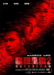 Overheard 2 (All Region DVD)(Chinese Movie)