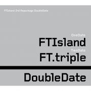 FT Island - Double Date ( 2CD + DVD)