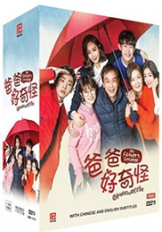 My Father is Strange (Complete Series, Korean TV Series)