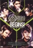 SS501 Begins 5th Anniversary Box II (4DVD)