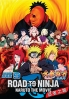 Naruto Shippuden Movie 9 - Road to Ninja - The movie  (All Region DVD)(Anime)