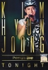 Kim Hyun Joong Premium Live Tonight (2-DVD Music Set)