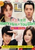 Marry Him If You Dare (All Region DVD)(Korean Tv Drama)